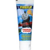 Thomas & Friends - Lokomotiva Tomáš Bubble Gum s fluoridem 6+ zubní pasta 75 ml expirace 12/2016