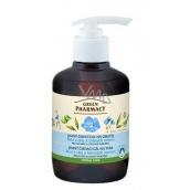 Green Pharmacy jemný čistiaci gél na tvár 270ml- Aloe a olej z ľanových semien 7869