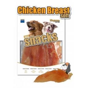 Magnum Kuracie prsia mäkká, prírodná mäsová pochúťka pre psov 250 g