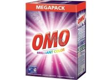 Omo Brilliant Color prací prášok na farebnú bielizeň 70 dávok 4,9 kg