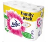 Linteo Care & Comfort toaletný papier biely 2 vrstvový 24 kusov