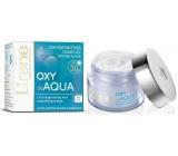 Lirene Oxy in Aqua SPF30 okysličujúce, výživný, vyhladzujúci denný krém pre citlivú pleť 50 ml