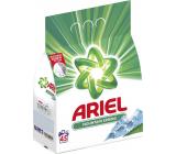 Ariel Mountain Spring prací prášok pre čisté a voňavé bielizeň bez škvŕn 45 dávok 3,375 kg