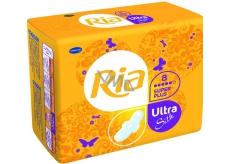 Ria Ultra Silk Super Plus intimní vložky 8 kusů