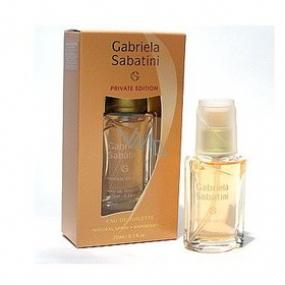 Gabriela Sabatini Private Edition toaletná voda pre ženy 20 ml