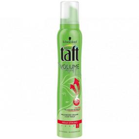 Taft Volume Mega Strong mega silná fixácia 5 penové tužidlo 200 ml