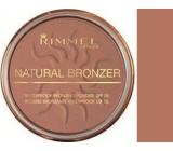Rimmel London Natural Bronzer púder 021 Sun Light 14 g