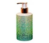 Vivian Gray Diamond Sundown Green luxusné tekuté mydlo s dávkovačom 250 ml
