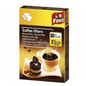 Fino Kávové filtre 2 veľkosť / 80 kusov