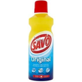 Savo Original tekutý dezinfekčný prostriedok 1 l