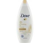 Dove Nourishing Silk sprchový gél pre dlhodobo vyživenú pokožku 250 ml