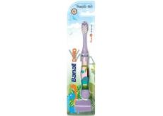 Banat Dino Soft mäkká zubná kefka pre deti 2-5 rokov