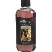 Millefiori Milano Natural Incense & Blond Woods - Kadidlo a dřevo Náplň difuzéru pro vonná stébla 250 ml