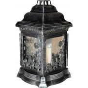 LAMPA sklenená LA 207 Katedrála 25cm 8995