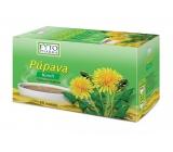 Fytopharma Púpava koreň porciovaná pre zdravý žalúdok, pečeň, tráviacu sústavu doplnok stravy 20 x 1.5 g