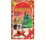 Granum Karotík doplnkové krmivo pre všetky hlodavce 60 g
