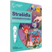 Albi Kúzelné čítanie Samolepková knižka Strašidla vek 3 - 7 rokov