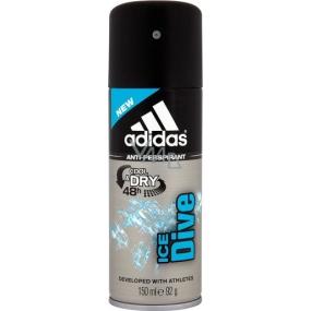 Adidas Cool & Dry 48h Ice Dive antiperspirant deodorant sprej pro muže 150 ml