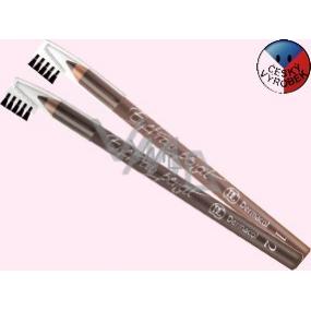 Dermacol Soft ceruzka na obočie Capuccino 01 1,2 g