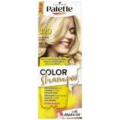 Schwarzkopf Palette Color Shampoo tónovací barva na vlasy 320 - Zesvětlovač