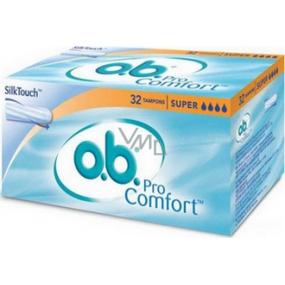 o.b. ProComfort Super tampóny 32 kusov