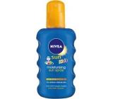 Nivea Sun Kids F50+ barevný sprej na opalování pro děti 200 ml