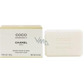 Chanel Coco Mademoiselle savon tuhé toaletní mýdlopro ženy 150 g