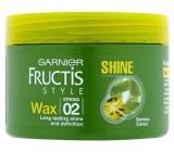 Garnier Fructis Style Shine Wax vosk na vlasy pro dlouhodobou fixaci 75 ml