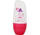 Adidas Cool & Care 48h 6v1 guličkový antiperspirant dezodorant roll-on pre ženy 50 ml