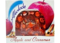 Akolade Crystals Apple & Cinnamon gelový osvěžovač vzduchu 100 g