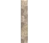 Nekupto Balící papír Klasik béžový s razítky 70 x 150 cm 788 01 BF