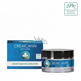 Annabis Cremcann Q10 Men prírodné regeneračný pleťový krém 50 ml