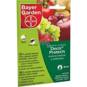 Bayer Garden Decis Protech insekticíd ovocie a zelenina 30 ml