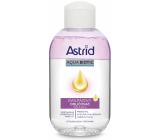 Astrid Aqua Biotic dvojfázový odličovač očí a pier 125 ml