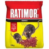 Ratimor Plus granule na hubenie hlodavcov sáčok 150 g