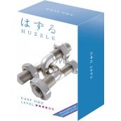 Huzzle Cast U & U kovový hlavolam, obtiažnosť 4