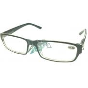 Okuliare diop.plast. + 1,5 čierne MC2062