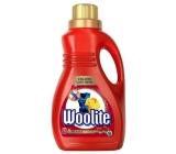 Woolite Mix Color tekutý prací prostriedok 15 dávok 0,9 l