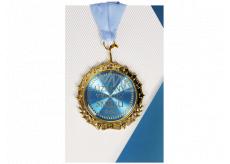 Albi Papierové prianie do obálky Prianie s medailí - Úžasný v každom smere