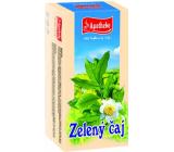 Apotheke Zelený čaj pôsobí ako antioxidant a prispieva k normálnej činnosti srdca 20 x 1,5 g