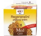 Bion Cosmetics Med a Q10 regeneračný pleťový krém denný 51 ml
