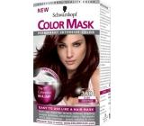 Schwarzkopf Color Mask barva na vlasy 368 Tmavý kaštan