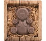 Bohemia Natur Medvídek ručně vyráběné toaletní mýdlo v krabičce 60 g