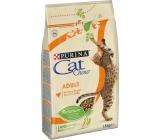 Purina Chow Adult Kurča a morka kompletné krmivo pre dospelé mačky 1,5 kg