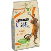 Purina Cat Chow Adult Kurča a morka kompletné krmivo pre dospelé mačky 1,5 kg