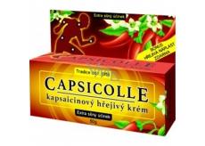 Capsicolle Kapsaicinový hrejivý krém extra silný 50 g