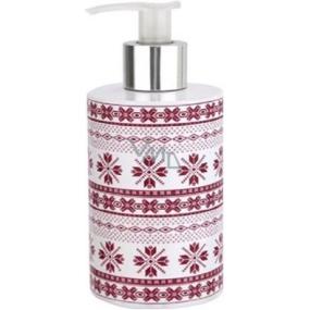 Vivian Gray Finnland luxusné tekuté mydlo s dávkovačom 250 ml