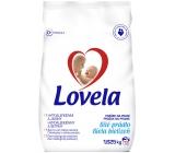 Lovela Biele prádlo Hypoalergénne prací prášok 13 dávok 1,625 kg