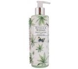 Bohemia Gifts & Cosmetics Botanica Konopný olej tekuté mydlo dávkovač 250 ml