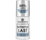 Essence Extreme Last Base Coat podkladový lak na nechty 8 ml